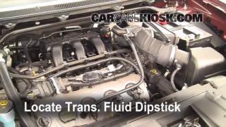 interior fuse box location 2009 2016 ford flex 2009 ford flex fix transmission fluid leaks ford flex 2009 2016
