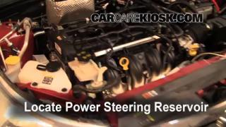 Fix Power Steering Leaks Ford Focus (2008-2011)