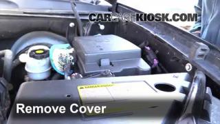 2009 GMC Envoy SLE 4.2L 6 Cyl. Battery Jumpstart