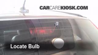 Third Brake Light Bulb Change Honda CR-V (2007-2011)