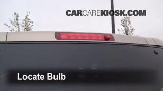 Third Brake Light Bulb Change Honda Pilot (2009-2015)