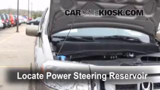 Follow These Steps to Add Power Steering Fluid to a Honda Pilot (2009-2015)