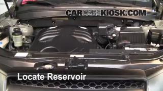 Add Windshield Washer Fluid Hyundai Santa Fe (2007-2012)