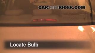Third Brake Light Bulb Change Hyundai Sonata (2006-2010)