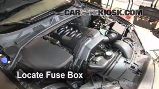 2009 Jaguar XF Luxury 4.2L V8%2FFuse Engine Part 1 interior fuse box location 2009 2015 jaguar xf 2009 jaguar xf jaguar xf fuse box at webbmarketing.co
