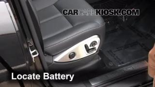 Interior fuse box location 2008 2012 jeep liberty 2009 for Mercedes benz gl450 battery location
