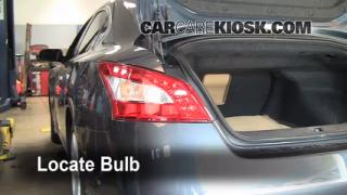 Tail Light Change 2009-2014 Nissan Maxima