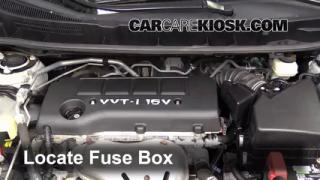 2009 Pontiac Vibe 2.4L 4 Cyl.%2FFuse Engine Part 1 2009 2010 pontiac vibe interior fuse check 2009 pontiac vibe 2 4 pontiac vibe fuse box location at sewacar.co