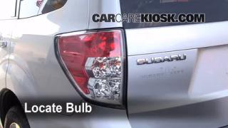 2009 Subaru Forester XT Limited 2.5L 4 Cyl. Turbo Lights Reverse Light (replace bulb)