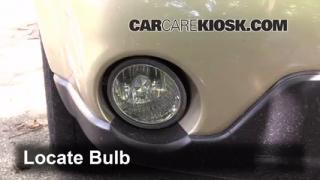2009 Subaru Outback 2.5i Limited 2.5L 4 Cyl. Lights Fog Light (replace bulb)