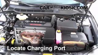 How to Add Freon in a 2007-2011 Toyota Camry