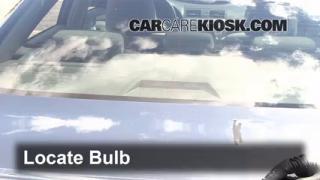 2009 Toyota Camry Hybrid 2.4L 4 Cyl. Lights Center Brake Light (replace bulb)