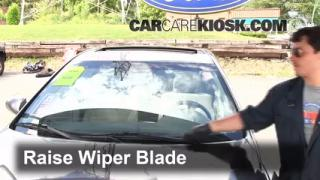 Front Wiper Blade Change Toyota Camry (2007-2011)