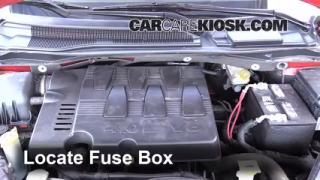 2009 Volkswagen Routan SEL 4.0L V6 Fuse (Engine) Replace