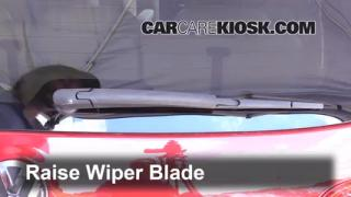 2009 Volkswagen Routan SEL 4.0L V6 Windshield Wiper Blade (Rear) Replace Wiper Blade