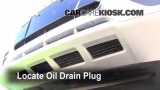 Cambio de aceite y filtro de aceite de Audi Q5 (2009-2014)