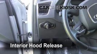 Control de correas de Audi Q5 2009-2014
