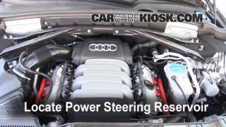 Arreglar pérdidas de líquido de dirección asistida de Audi Q5 (2009-2014)