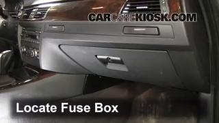 interior fuse box location 2006 2013 bmw 335d 2010 bmw 335d 3 0l 6 cyl turbo diesel. Black Bedroom Furniture Sets. Home Design Ideas