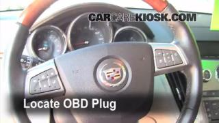 Engine Light Is On: 2008-2014 Cadillac CTS - What to Do