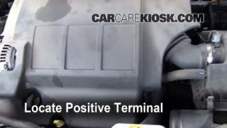 How to Jumpstart a 2009-2016 Dodge Journey
