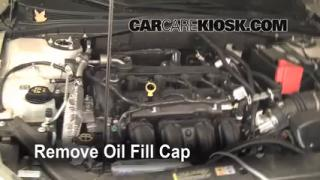 How to Add Oil Ford Fusion (2010-2012)