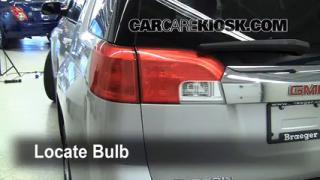 Reverse Light Replacement 2010-2014 GMC Terrain