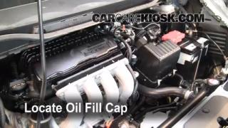 How to Add Oil Honda Fit (2009-2013)