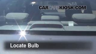 Third Brake Light Bulb Change Hyundai Elantra (2007-2012)