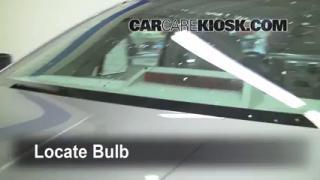 Third Brake Light Bulb Change Lincoln MKZ (2006-2010)