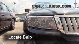 Headlight Change 2006-2010 Lincoln MKZ