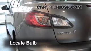 Tail Light Change 2010-2013 Mazda 3