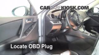 Engine Light Is On: 2010-2013 Mazda 3 - What to Do
