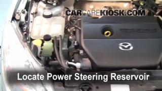 Fix Power Steering Leaks Mazda 3 (2010-2013)