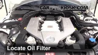 How Often Should You Change Your Air Filter >> Cabin Filter Replacement: Mercedes-Benz C250 2008-2015 - 2013 Mercedes-Benz C250 Luxury 1.8L 4 ...