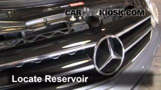 Check Windshield Washer Fluid Mercedes-Benz R350 (2006-2012)