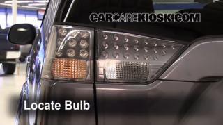 Reverse Light Replacement 2007-2013 Mitsubishi Outlander