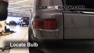 Tail Light Change 2007-2013 Mitsubishi Outlander