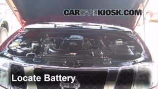 How to Clean Battery Corrosion: 2005-2012 Nissan Pathfinder