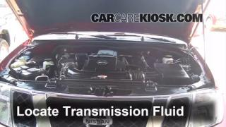 Fix Transmission Fluid Leaks Nissan Pathfinder (2005-2012)