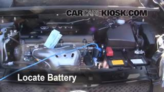 Battery Replacement: 2008-2014 Scion xB
