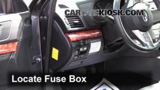 2010 Subaru Legacy 3.6R Limited 3.6L 6 Cyl.%2FFuse Interior Part 1 interior fuse box location 2010 2014 subaru legacy 2010 subaru 2006 Subaru Outback at soozxer.org