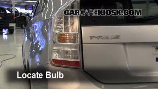 2010 Toyota Prius 1.8L 4 Cyl. Lights Reverse Light (replace bulb)