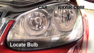 Front Turn Signal Change Volkswagen Jetta (2005-2014)