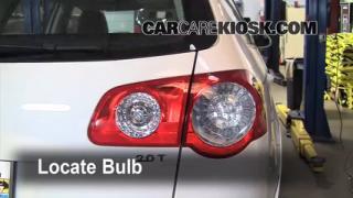 2010 Volkswagen Passat Komfort 2.0L 4 Cyl. Turbo Wagon Lights Reverse Light (replace bulb)