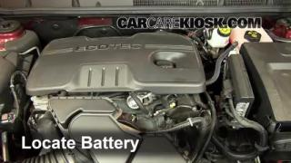 Replace a Fuse: 2010-2013 Buick LaCrosse - 2011 Buick ...