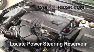 Follow These Steps to Add Power Steering Fluid to a Buick Regal (2011-2014)
