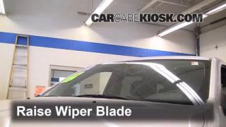 Front Wiper Blade Change Dodge Durango (2011-2016)
