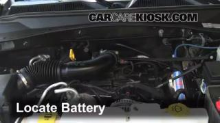 Battery Replacement: 2007-2011 Dodge Nitro