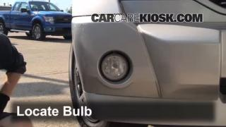 2011 Dodge Nitro Heat 3.7L V6 Lights Fog Light (replace bulb)